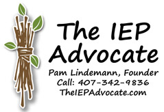 The IEP Advocate